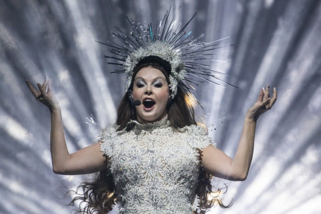 Sarah Brightman... (Archives AP)