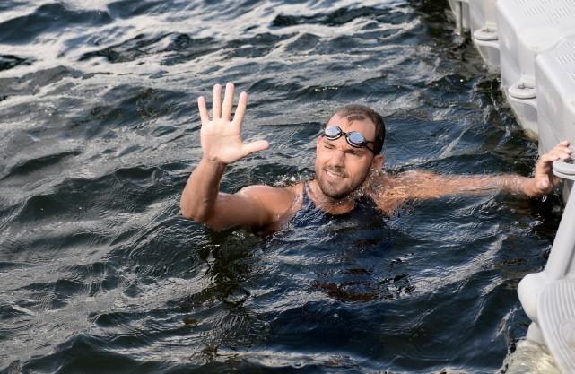 Le sort olympique de Xavier Desharnais repose maintenant... (ARCHIVES LA NOUVELLE)