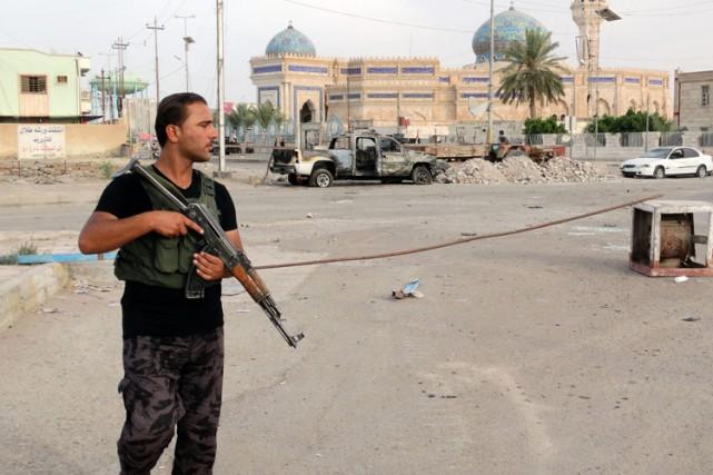 Le commandement militaire américain au Moyen-Orient (CENTCOM) a démenti... (Archives AP)