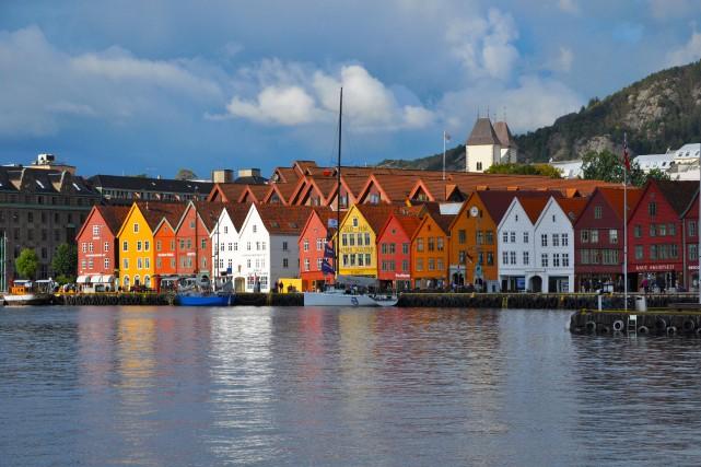 Les magnifiques paysages de la Norvège attirent nombre... (PHOTO THINKSTOCK)