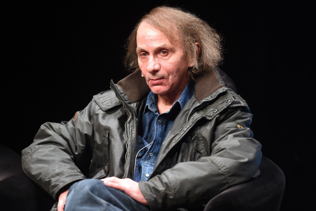 Michel Houellebecq... (Photo Patrik Stollarz, archives AFP)