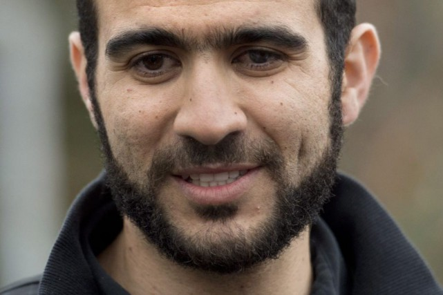 Omar Khadr... (PHOTO NATHAN DENETTE, ARCHIVES LA PRESSE CANADIENNE)