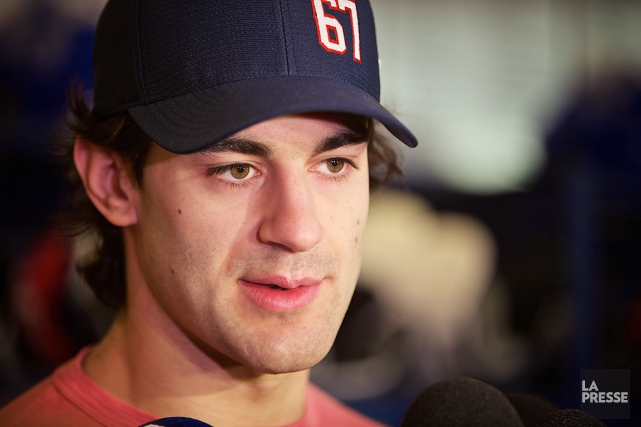 Max Pacioretty... (Photo André Pichette, La Presse)