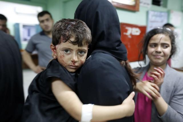 L'explosion se serait produite dans un camp d'entraînement... (Photo: AFP)