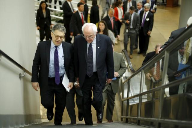 «Un accord commercial désastreux», a estimé le sénateur... (Photo: Reuters)