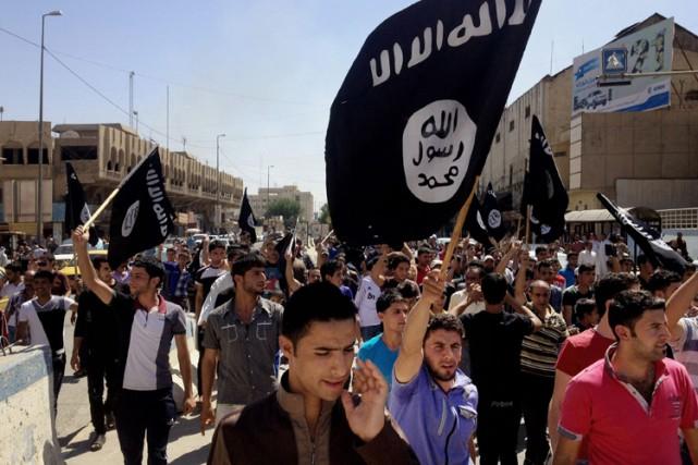 Le «califat» a été proclamé en juin 2014... (Archives AP)