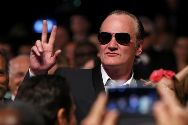 Quentin Tarantino était au Festival de Cannes l'an... (Archives Reuters)