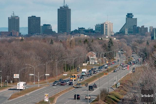 Selon le Conference Board, Le PIB de Québec... (Photothèque Le Soleil)