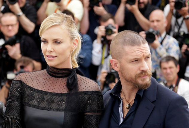 Tom Hardy et Charlize Theron, deux acteurs étoiles... (PHOTO AP)