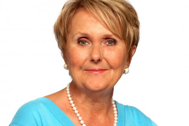 La mairesse d'Hawkesbury, Jeanne Charlebois, admet avoir été... (PHOTO TIRÉE DE FACEBOOK)