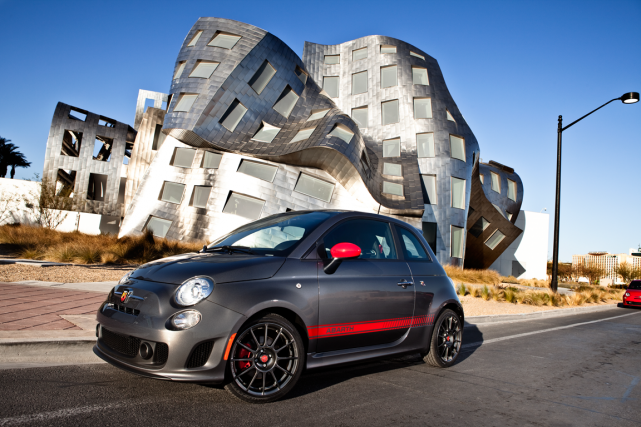 La Fiat 500 Abarth... (Photo fournie par Fiat)