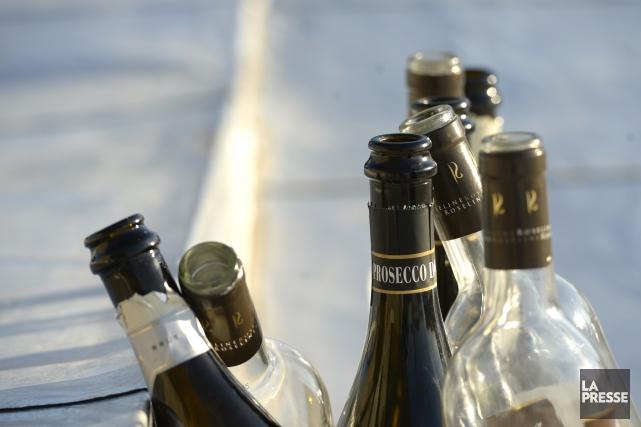 En dépit de la Société des alcools du... (Photo La Presse)