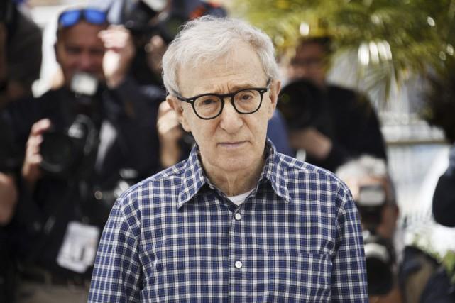 Woody Allen avait déjà lancé le Festival en... (Archives AFP)