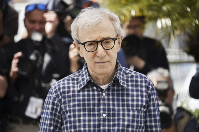 Woody Allen... (Archives AFP)