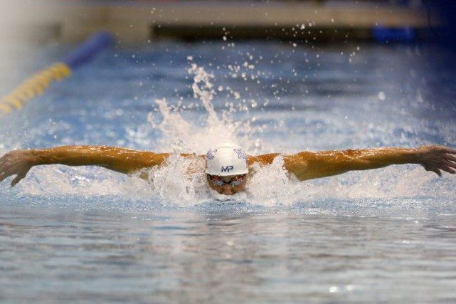 Michael Phelps... (Photo Nell Redmond, AP)