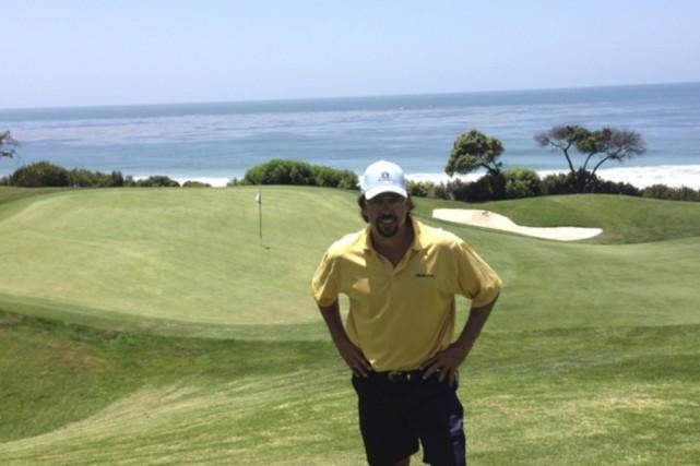 L'ex-Granbyen Jean-François Jomphe vit en Californie depuis plus... (photo fournie)