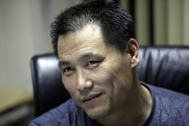 Pu Zhiqiangest accusé d'«incitation à la haine ethnique»,... (PHOTO ARCHIVES AP)