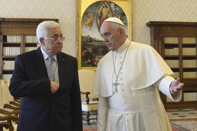 Venu à Rome à l'occasion de la canonisation,... (Photo Alberto Pizzoli, AP)