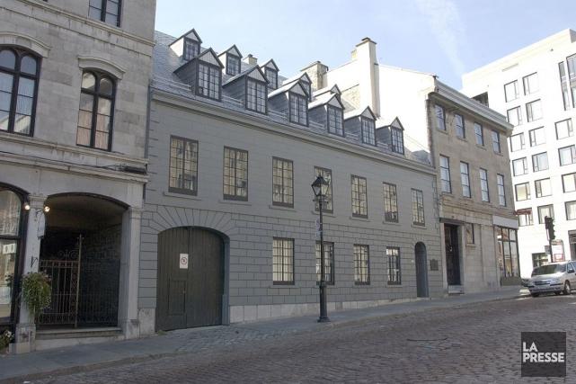 L'Accueil Bonneau, situé au 427 rue de la... (Photo Jean Goupil, Archives La Presse)