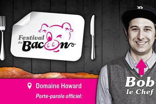 Après deux ans et demi d'organisation, le Festival du Bacon voit le jour à... (Photo tirée de Facebook)