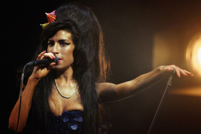 Amy Winehouse... (PHOTO AGENCE FRANCE-PRESSE)
