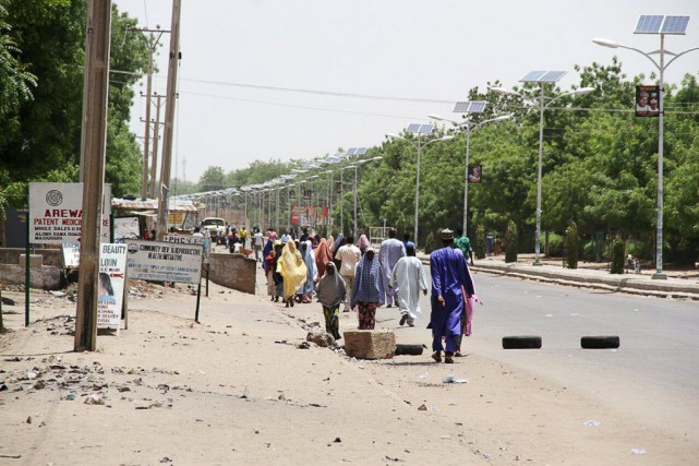 Le groupe islamiste nigérian Boko Haram a souvent... (PHOTO REUTERS / STRINGER)