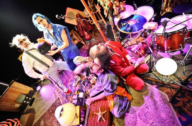 Le quatuor français Jack Dupon vient au Québec... (Photo courtoisie, Sophie Verret)