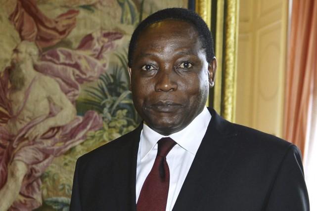 Henri Mova Sakanyi... (PHOTO BENOIT DOPPAGNE, ARCHIVES AFP)
