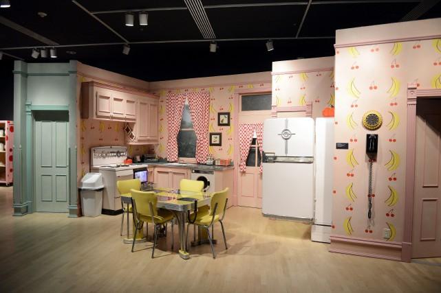 L'exposition La Petite Vie, présentée jusqu'en janvier à... (Photo Le Progrès-Dimanche, Jeannot Lévesque)