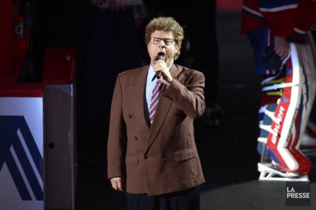 Pendant 12 ans, Charles Prévost a chanté les... (Archives, La Presse)