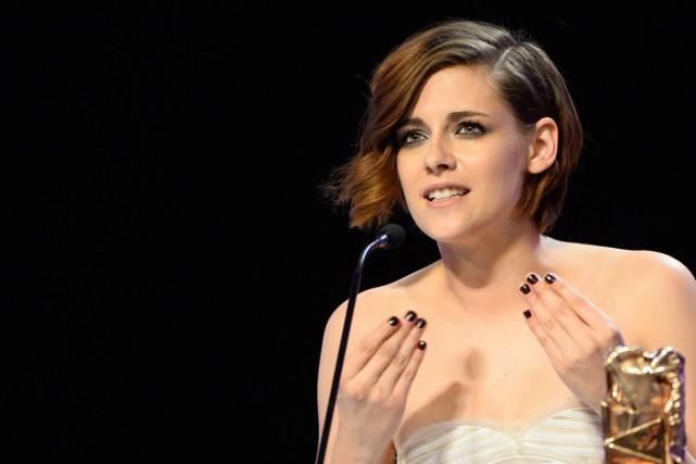 Kristen Stewart a obtenu cette année le César... (PHOTO BERTRAND GUAY, ARCHIVES AFP)