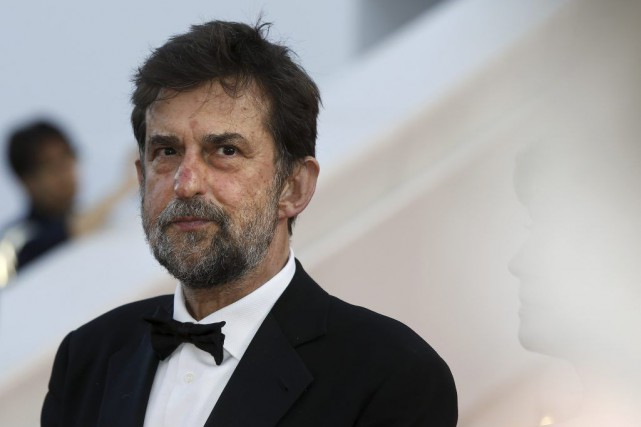 Nanni Moretti... (PHOTO VALERY HACHE, AFP)