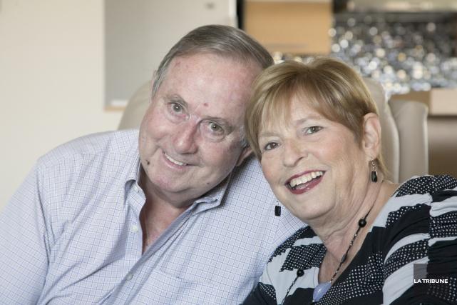 Paul Gervais et Jovette Turcotte seront les survivants... (IMACOM, René Marquis)