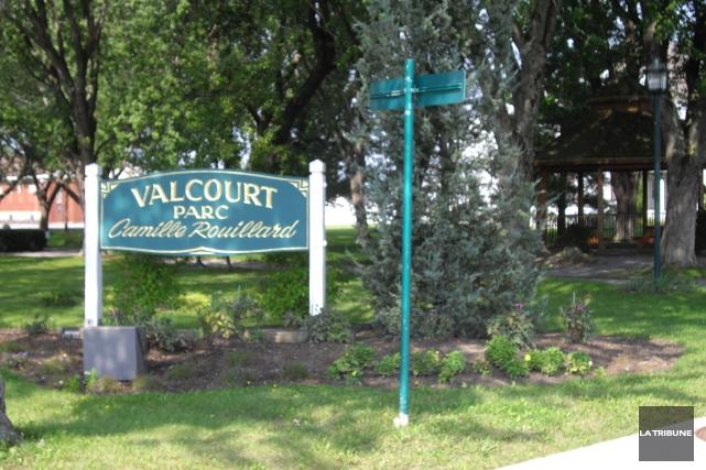 Valcourt est vraiment dans une classe à part... (Archives, La Tribune)