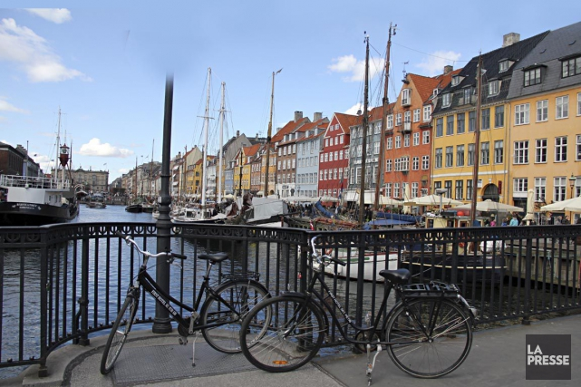 Copenhague, au Danemark.... (Photo François Roy, archives La Presse)