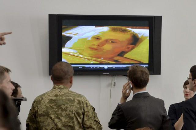 C'est la seconde fois que Kiev annonce publiquement... (PHOTO GENYA SAVILOV, AFP)