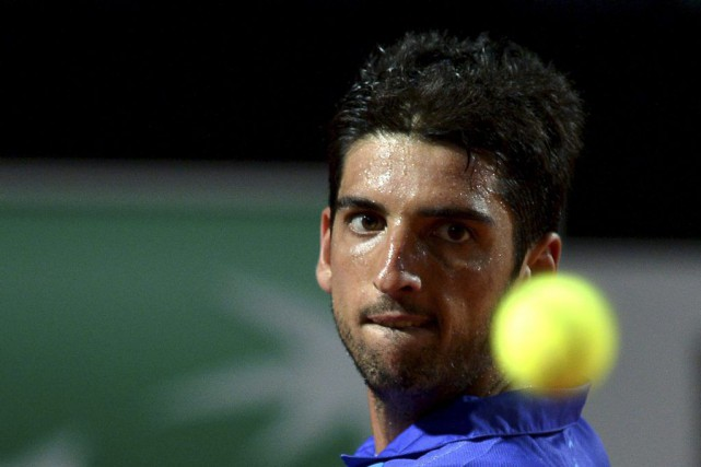 Thomaz Bellucci... (PHOTO TIZIANA FABI, ARCHIVES AFP)