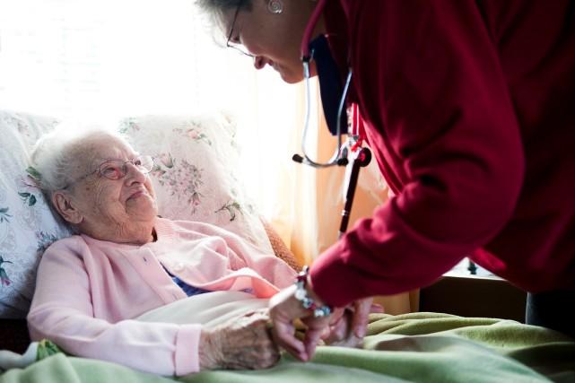 «Si l'infirmière qui a fait l'électrocardiogramme avait eu... (PHOTO CRAIG DILGER, ARCHIVES THE NEW YORK TIMES)