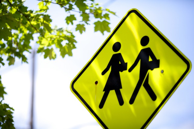 Le système d'éducation québécois devrait se fier aux... (PHOTO SARAH MONGEAU-BIRKETT, ARCHIVES LA PRESSE)