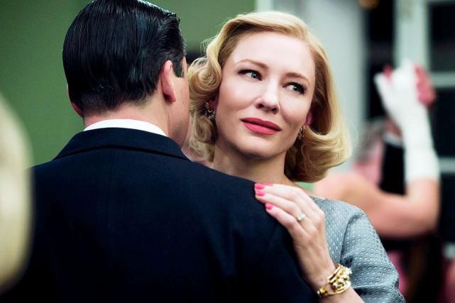 Nos deux journalistes ont prédi que Cate Blanchett... (Photo Festival de Cannes)