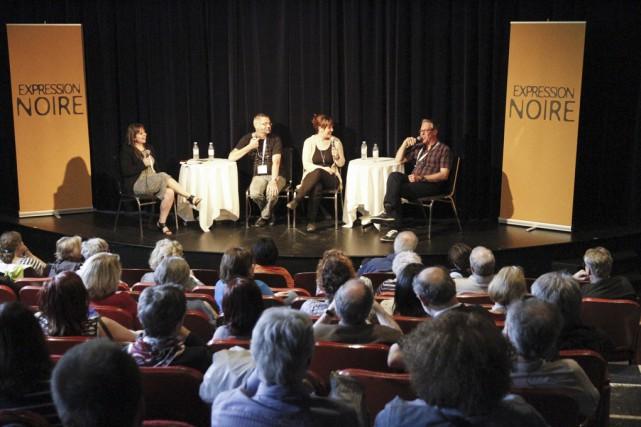 Amélie Boivin Handfield a dirigé par ses questions... (Photo Julie Catudal)