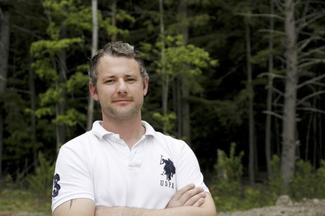 L'enseignant Kyle Foster dirigera l'équipe de Massey-Vanier demain... (photo Julie Catudal)
