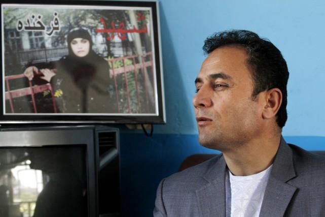 Interrogé par l'AFP sur ce nouveau verdict, le... (PHOTO ALLAUDDIN KHAN, AP)