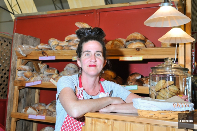 Pour la boulangerie Galoto de Nicolet, le Marché... (Photo: Émilie O'Connor, Le Nouvelliste)