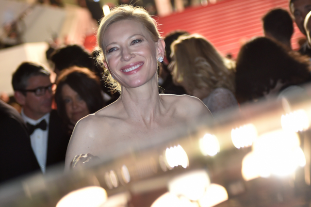 Cate Blanchett s'illustre dans le filmCarolde Todd Haynes,... (PHOTO BERTRAND LANGLOIS AFP)