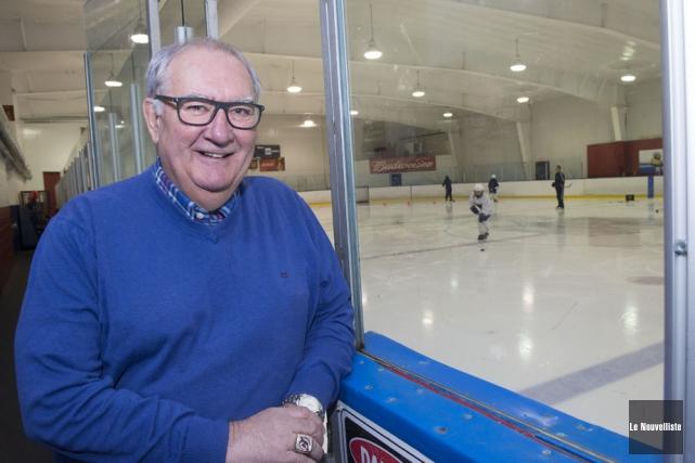Recruteur pour les Devils du New Jersey depuis... (Photo: Stéphane Lessard, Le Nouvelliste)
