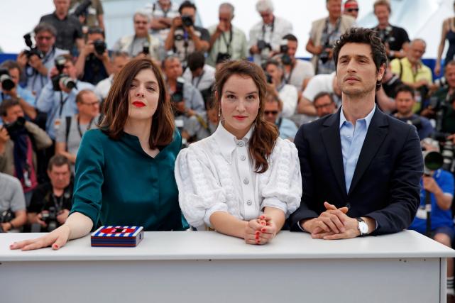 La réalisatrice du film Marguerite et Julien,Valérie Donzelli,... (Photo Benoit Tessier, Reuters)