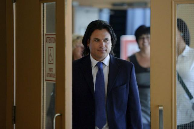 Patrick Brazeau est accusé de voie de fait... (Sean Kilpatrick, La Presse Canadienne)