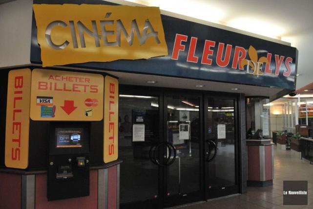 Nous sommes allés voir le film La famille Bélier au cinéma Fleur de Lys, salle... (Photo: Stéphane Lessard, Le Nouvelliste)