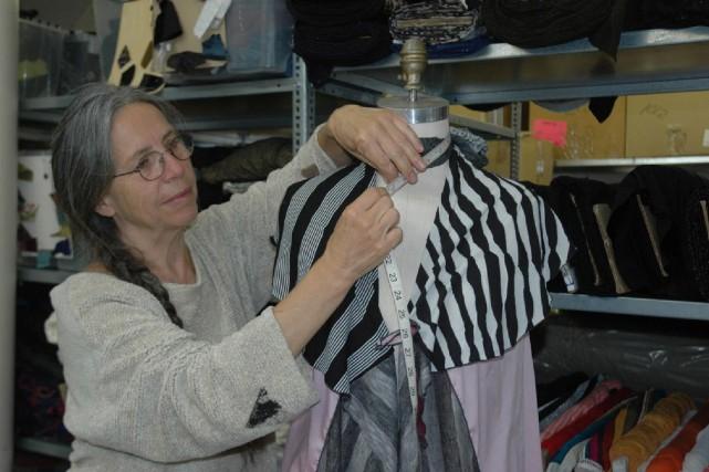 Danielle Nault a transformé l'ancien magasin général de... (Photo fournie par Danielle Nault)